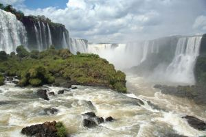 Brasil et Argentina : Chutes d'Iguazú