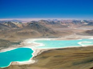 Bolivia : Laguna Verde Plateau