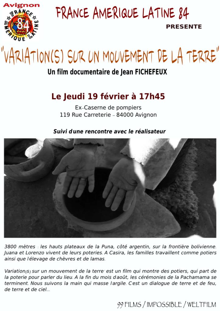 1 - Jean Fichefeux - Affiche Film
